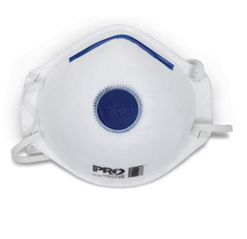 DUST MASK, P2 12PACK WITH VALVE