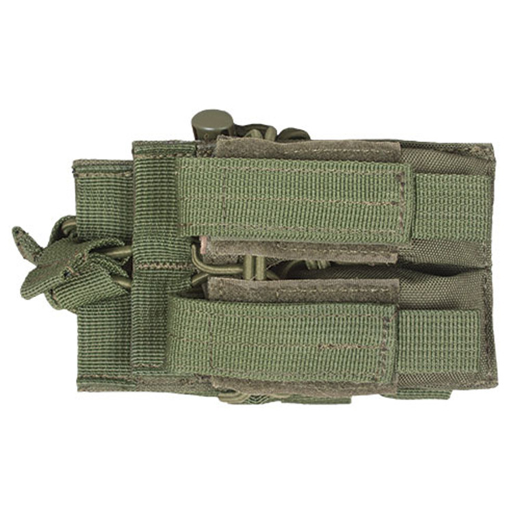 Fox Tactical Horizontal Quick Stack Magazine Pouch