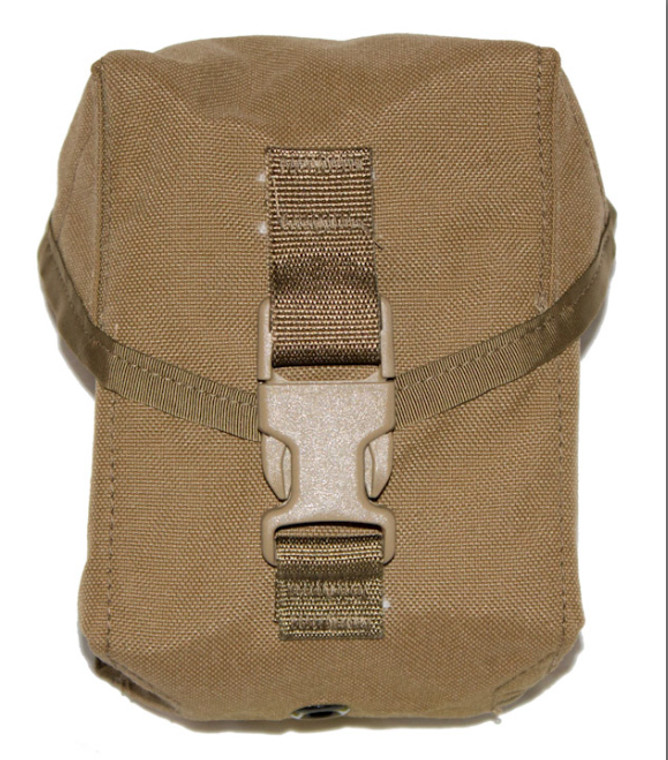 100 Round Utility Pouch (Coyote)