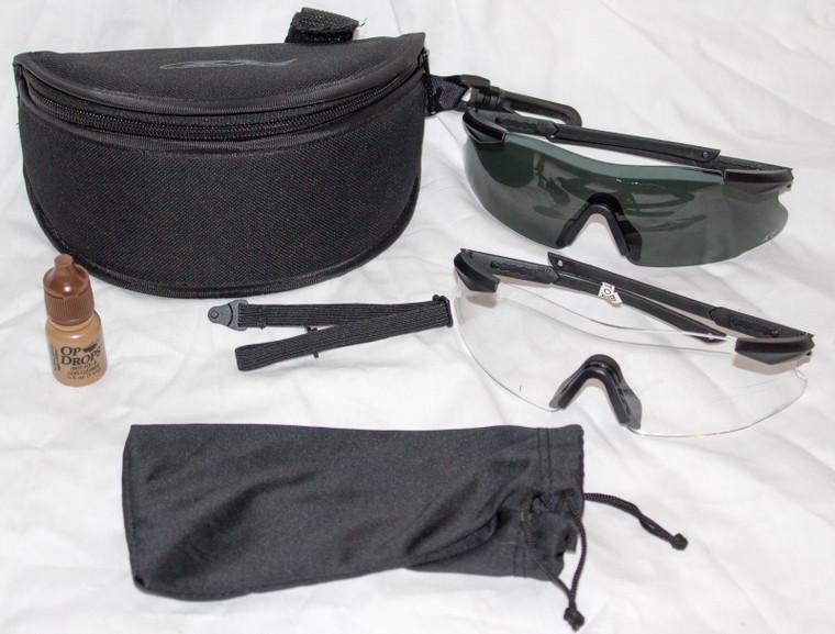 Oakley ESS ICE 2X Ballistic Protective Eyeshields