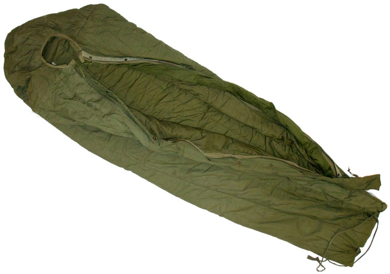 Intermediate Cold Weather Sleeping Bag with Hood