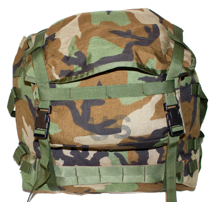 MOLLE Main Pack (Woodland)