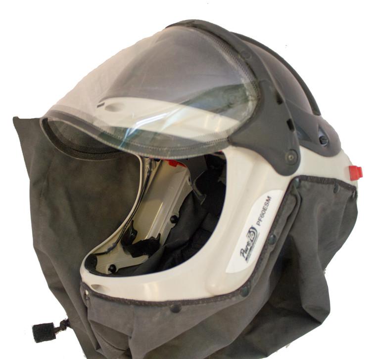 Pureflo ESM Respiratory Helmet