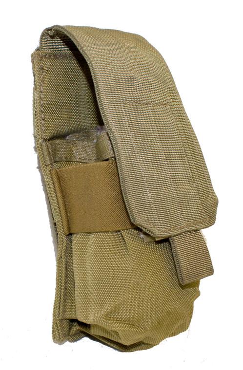 M4 Double/Single Mag Pouch (Khaki)
