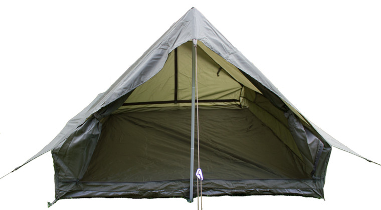 French Military Two Man Troop Tent