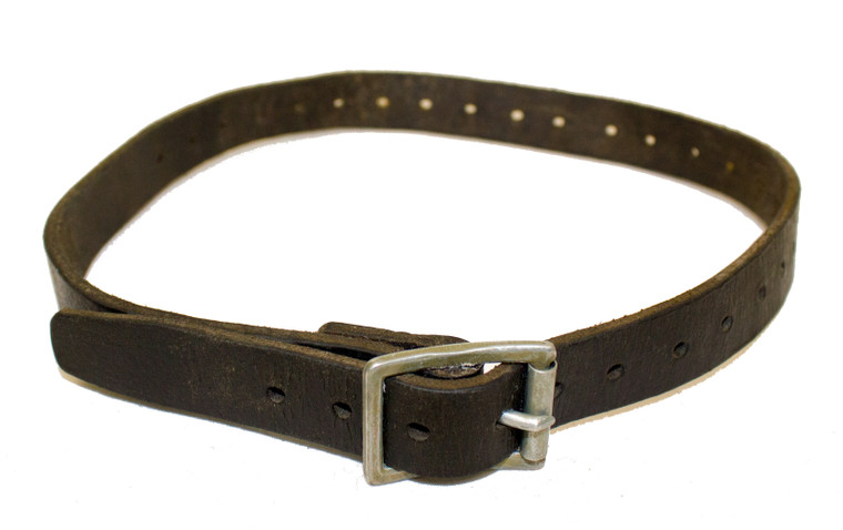 Swiss Leather Strap