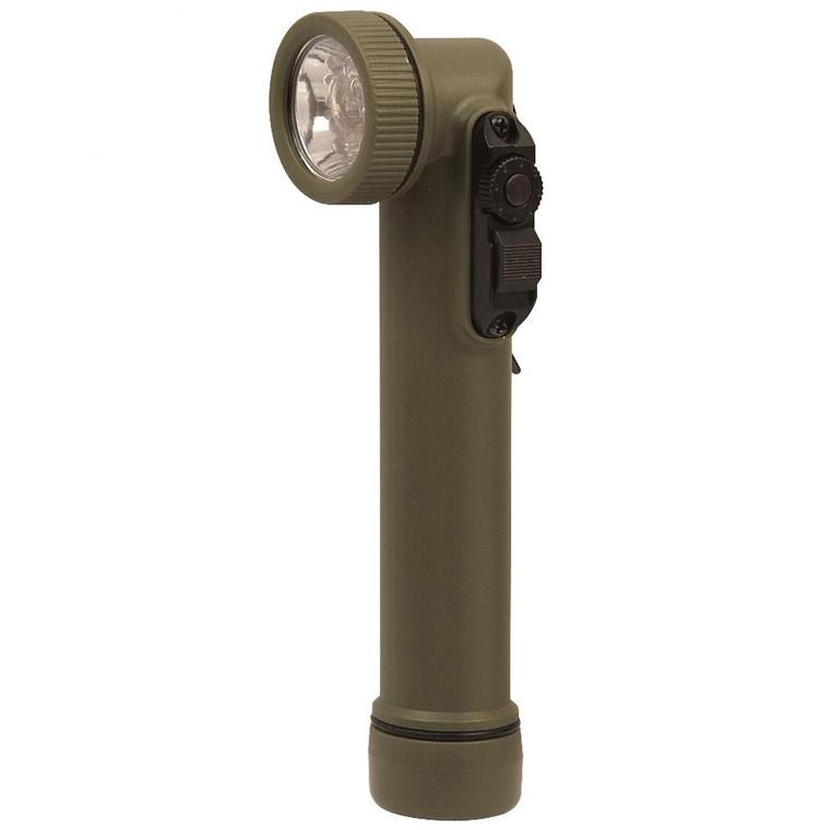 Rothco Mini LED Anglehead Flashlight