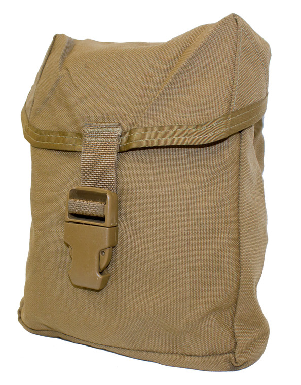 Individual First Aid Kit Pouch, Coyote