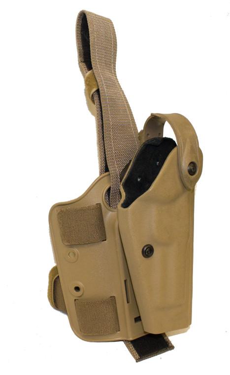 Safariland Drop Leg Holster for Beretta 92 (Coyote)