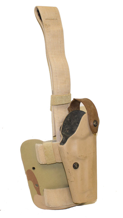 Safariland Drop Leg Holster for Beretta 92 (Desert)
