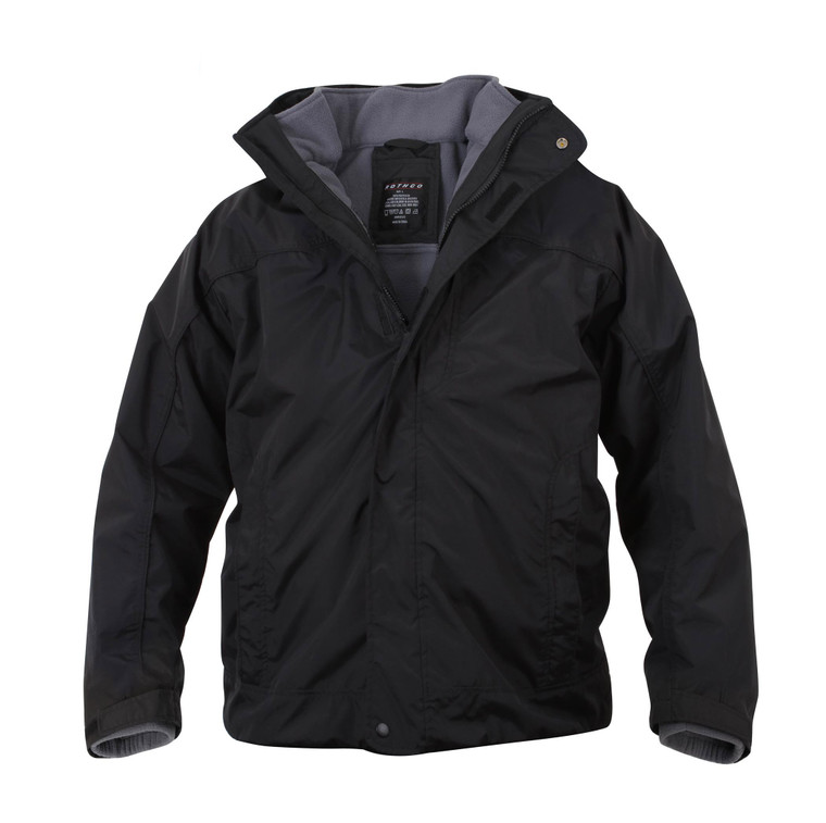 Rothco All Weather 3-in-1 Rain Jacket