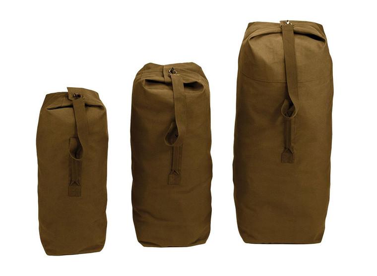 Rothco Heavyweight Top Loading Duffel Bag