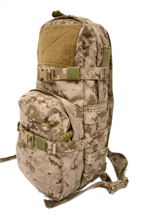 Pantac Modular Hydration Backpack (Desert Digital)