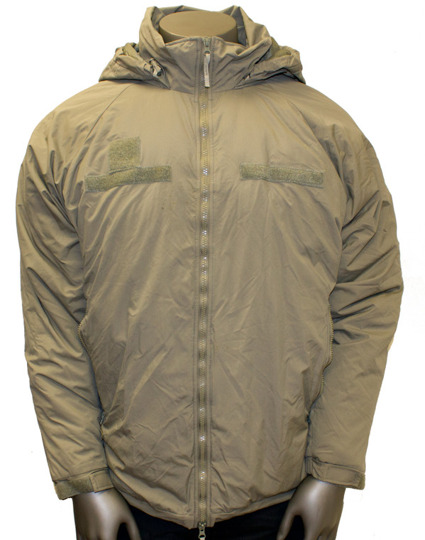 Extreme Cold Weather Parka, ECWCS, Grey