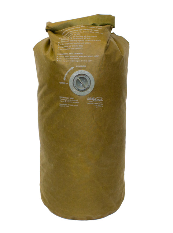 ILBE Waterproof Pack Liner for Assault Pack