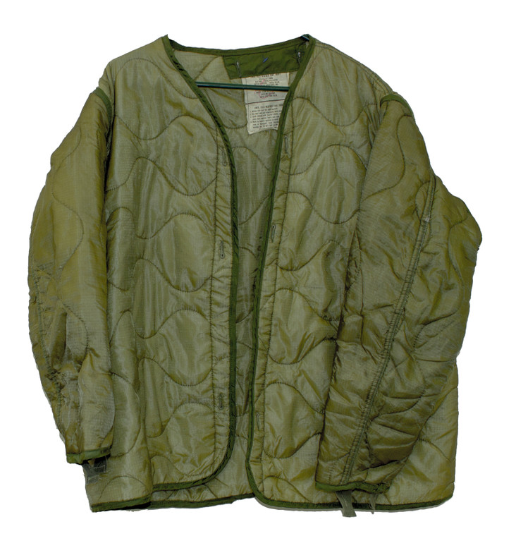 M-65 Field Jacket Liner (No Buttons)