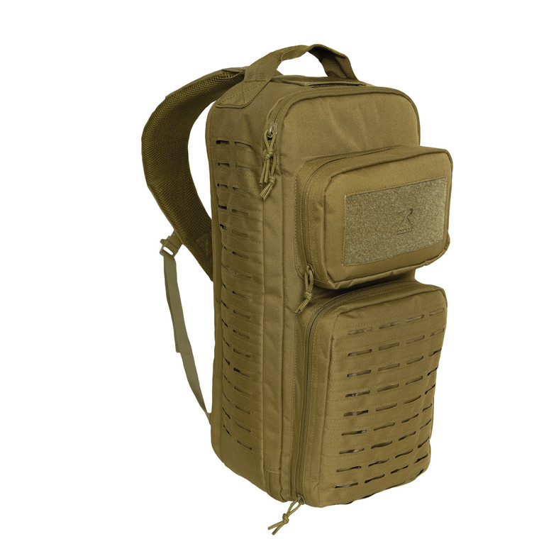 Rothco Tactical Sling Pack With Laser Cut MOLLE