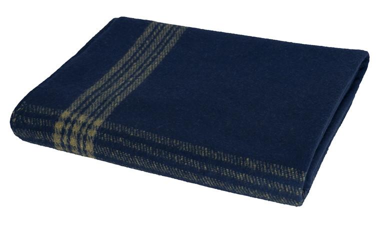 Rothco Navy Wool Blanket