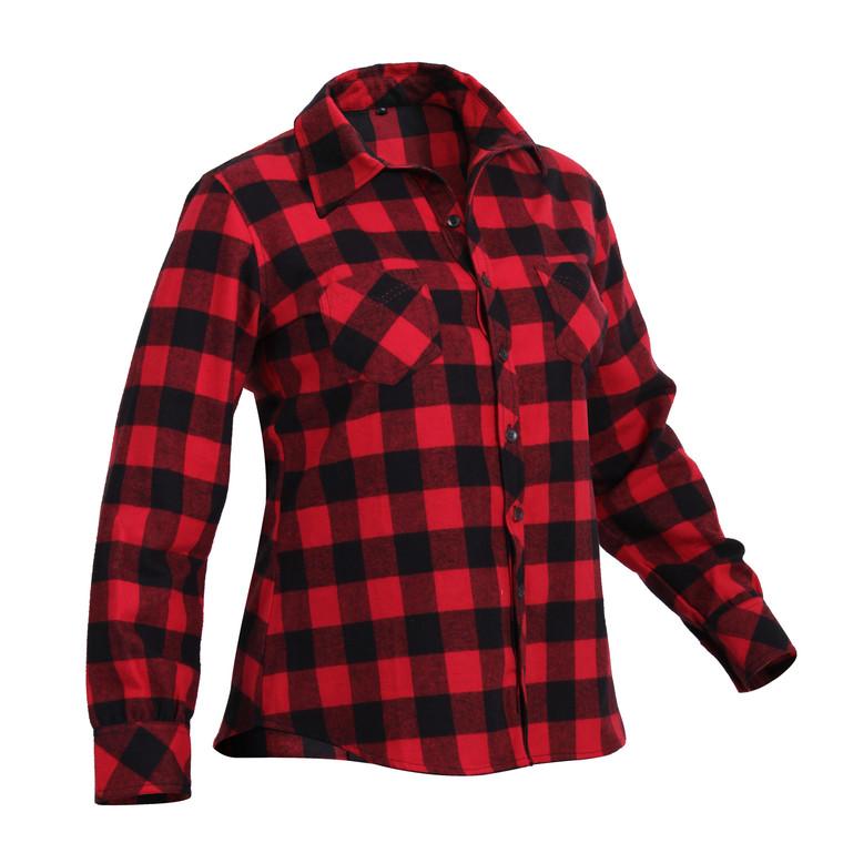Rothco Women's Flannel Shirt