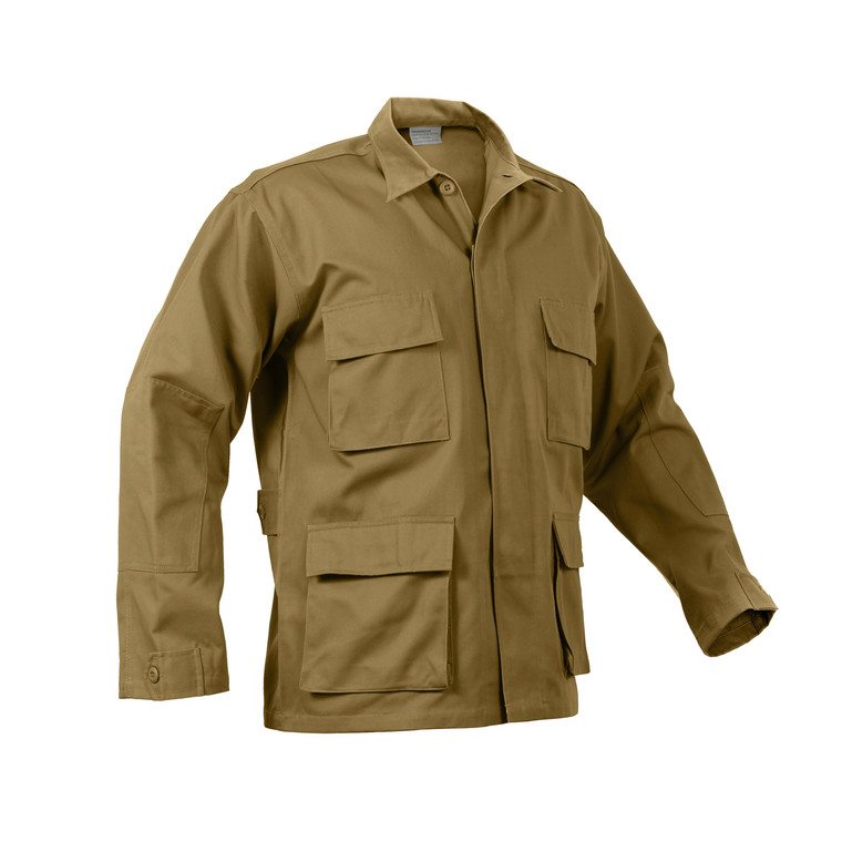 Rothco Poly/Cotton Twill BDU Shirt