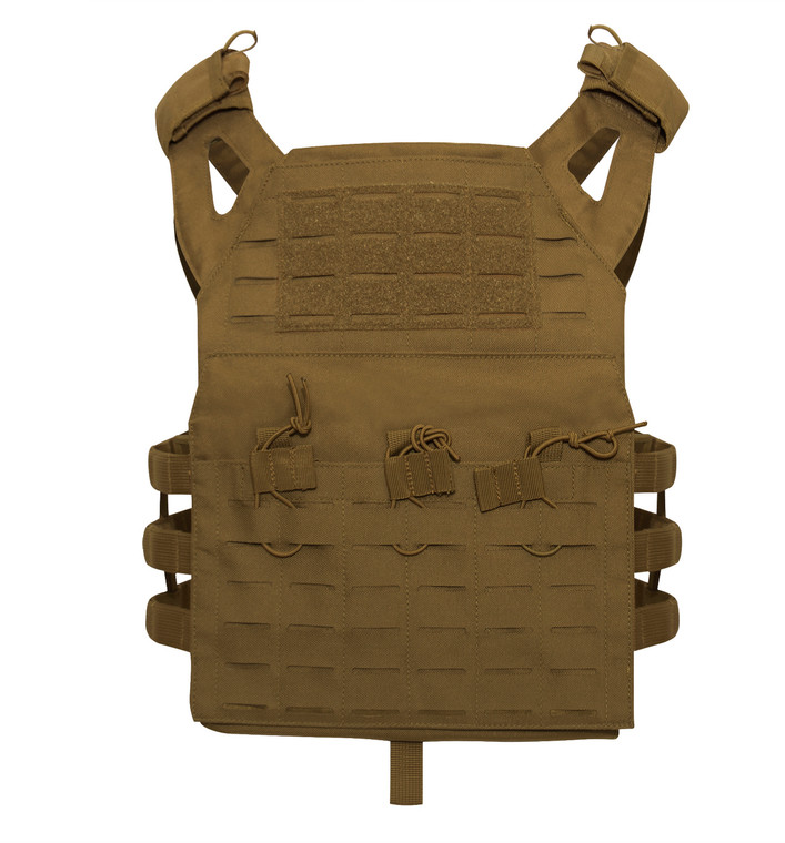 Rothco Laser Cut Lightweight Plate Carrier Vest