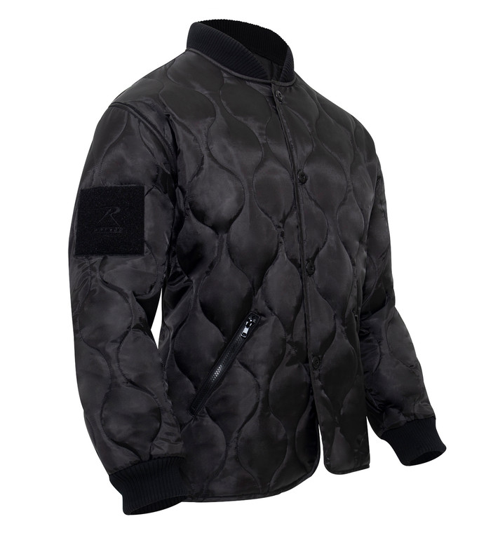 Rothco Quilted Woobie Jacket