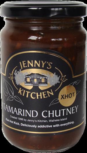 NZ Chutney | Tamarind Jenny's Kitchen | 300ml X-Hot