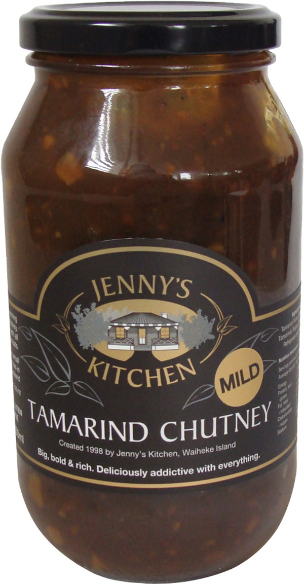 Jenny's Tamarind Chutney MILD 500ml