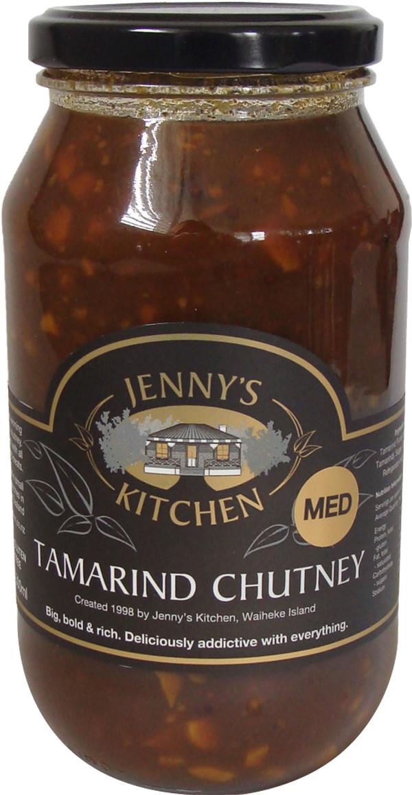 Jenny's Tamarind Chutney MEDIUM 500ml