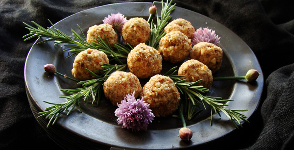 Cheese and Tamarind Balls