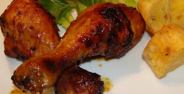 Golden Roast Tamarind Chicken