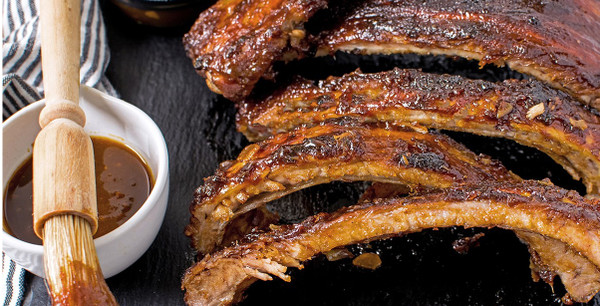 Spicy Tamarind Spare Ribs