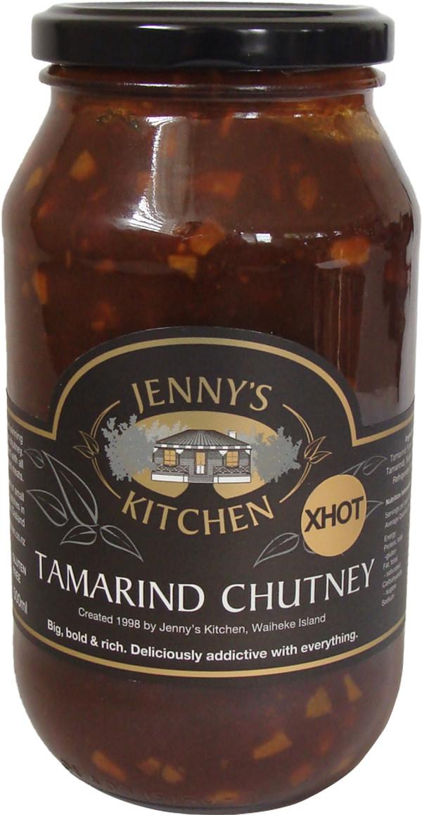 Jenny's Tamarind Chutney X-HOT 500ml