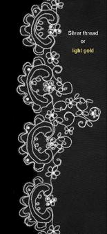 Dani Embroidered VL 527