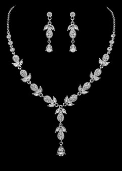 Jill NL 5607 Earring and Necklace Set $49