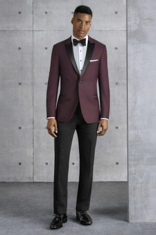 Kenneth Cole Burgundy Empire J 201