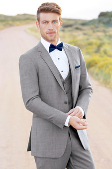 Allure Heather Grey Clayton Suit J262