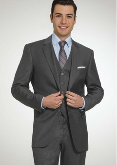 Couture Suit Charcoal C43Char $189