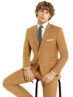 Couture Suit Camel C43 Caml  $189