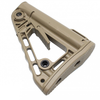 Safariland Rogers Super-Stoc Adjustable Rifle Stock FDE