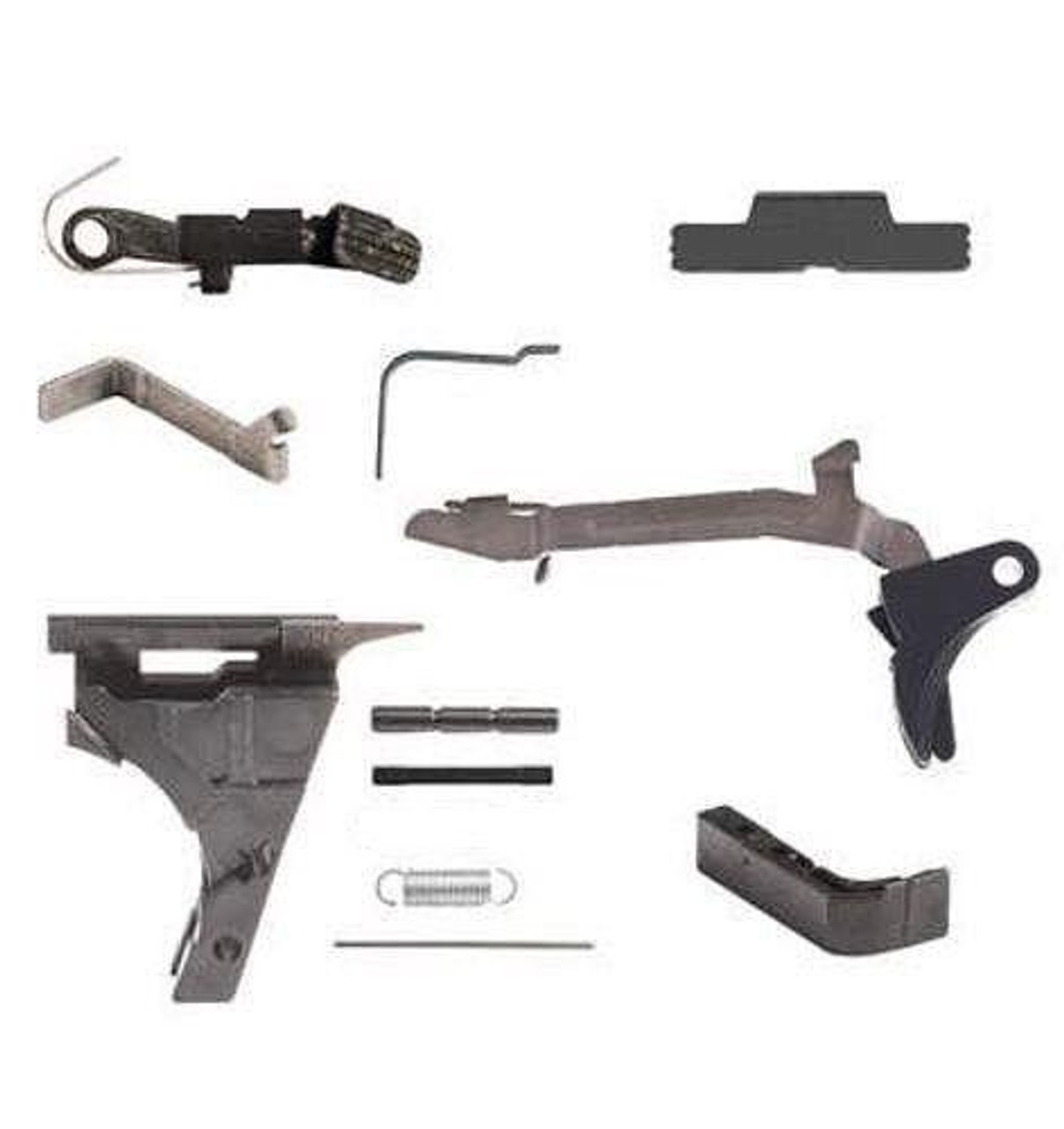 OEM Glock Frame Parts Kit Glock Gen 3 G19 9mm for Polymer80 Compact, Subcompact, and Compact Longslide Frames