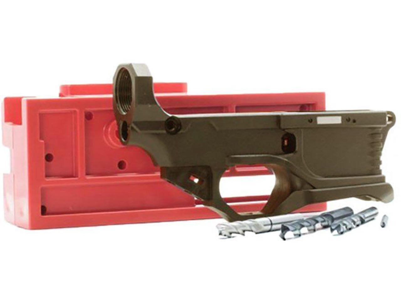 Polymer80  Rhino RL556v3™ 80% AR15 Lower