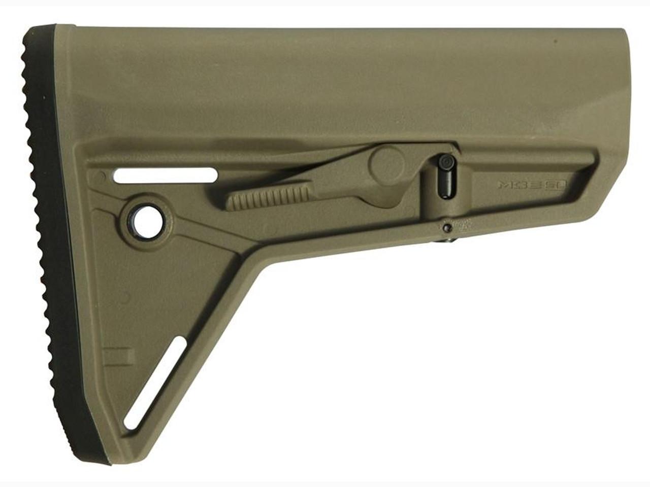 MAGPUL MOE Slim Line Adjustable Carbine Stock -Commercial Spec