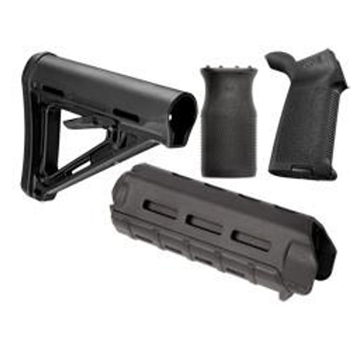 MAGPUL MOE M-LOK Carbine Furniture Kit Black Mil-Spec Stock