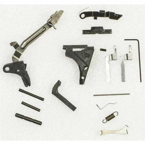 Lone Wolf Polymer80 PF940 Fullsize Lower Completion Kit 9mm, .40, and .357