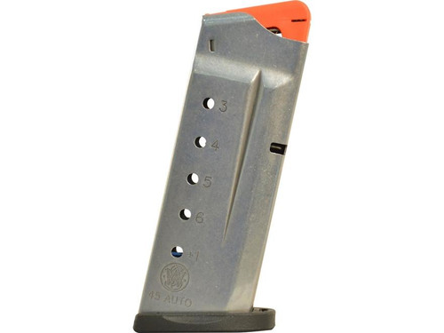Smith & Wesson M&P Shield .45 ACP 6 Round Magazine