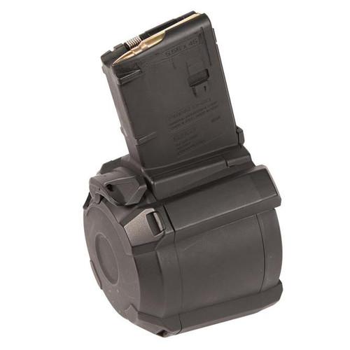MAGPUL PMAG D-60 AR/M4 Magazine, 5.56X45 Black