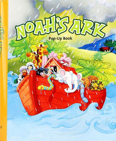 NOAH'S ARK POP-UP BOOK