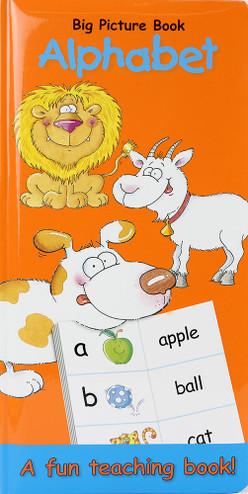 Alphabet - Long Board Books