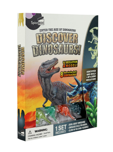 DISCOVER DINOSAURS (Let's Make V2)